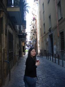 Calles napolitanas