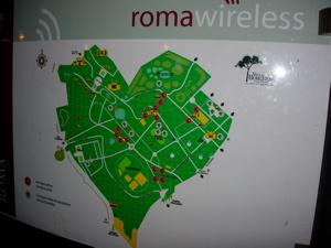 Roma wireless