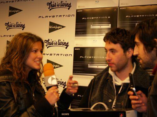Entrevista de Antena 3