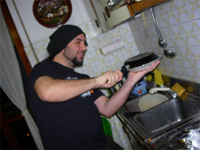 Dando la vuelta a la tortilla
