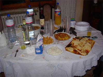 La mesa
