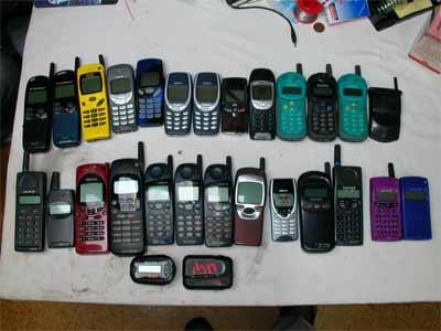 coleccion de moviles